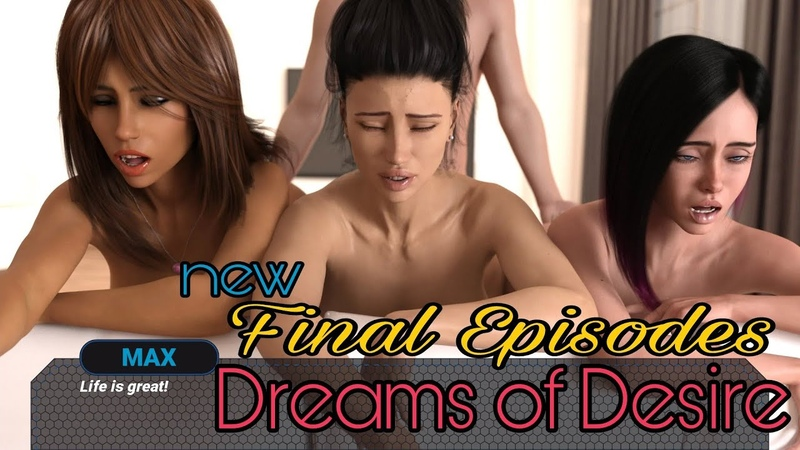 Dreams of Desire 1.0.3 Final Episode End