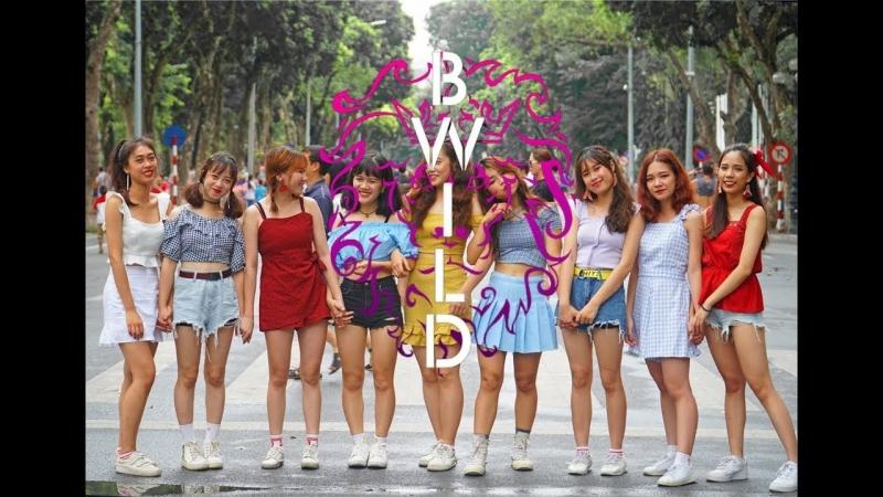 KPOP IN PUBLIC CHALLENGE TWICE 트와이스 Dance The Night Away Dance Cover By B Wild From Vietnam