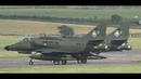 *Rare* 2 Draken Douglas A4N Skyhawks at Prestwick Airport