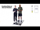Physical Therapy on Core Stix_ Part 3 - Shoulder Rehab