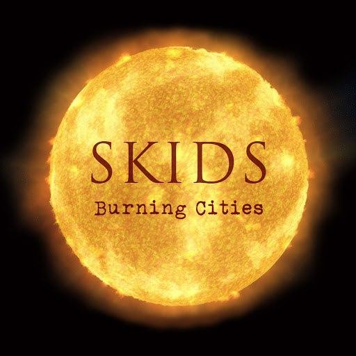 The Skids альбом Burning Cities