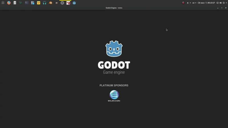 Godot 3: wind shader and mesh instances