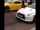 Nissan GT-R VS Shevrolet Comaro