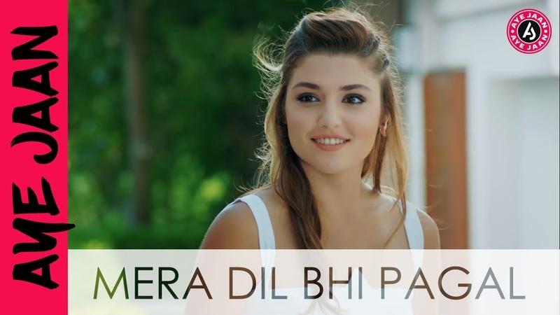 Mera Dil Bhi Kitna Pagal Hai | Hayat and Murat | Shez Cover | Saajan | Heart Touching Song