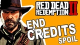 End Credits - Red Dead Redemption 2 - That's the way it is - Daniel Lanois