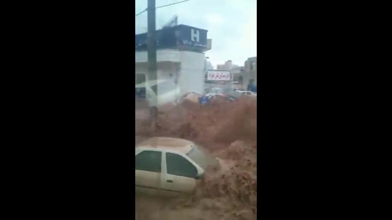 Иран 2019 03 25 наводнение крупным планом