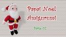 Papai Noel Amigurumi 02