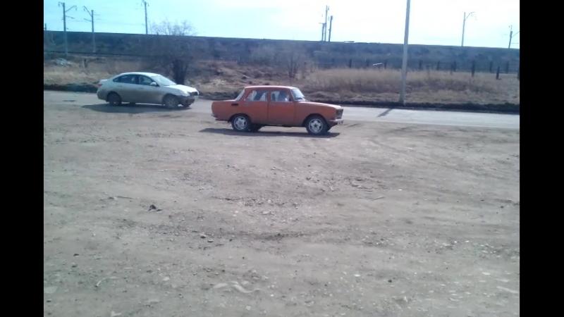 Палим вид)москвич 2140.тайшет.)