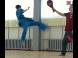 Кызылординская школа боевого мастерства К-орда. Doje Seitzhan