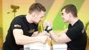 FINALS LEFT HAND | LATVIAN ARM WRESTLING CHAMPIONSHIP 2019