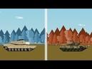 Т-90 против Абрамса сравнение основных боевых танков США и России