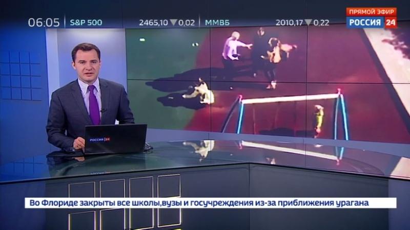 Новости на Россия 24 • Питерской даме с собачкой грозит заключение под стражу