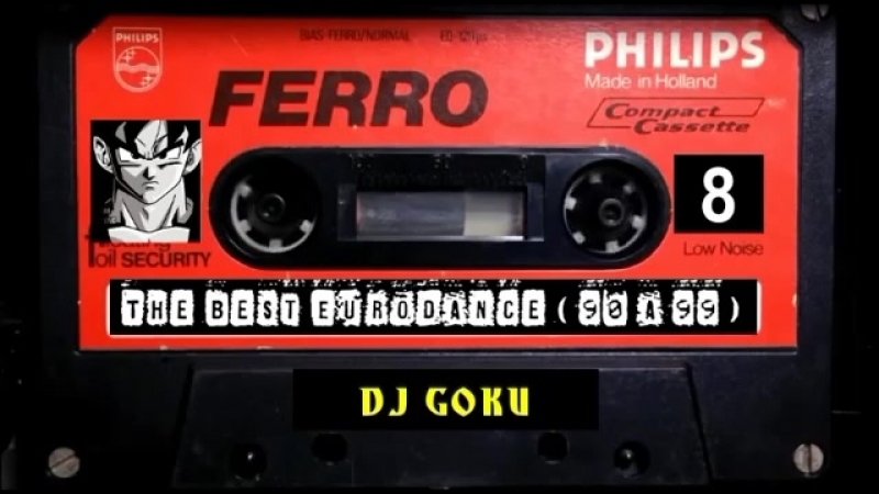 The Best Eurodance ( 90 a 99 ) - Part 8