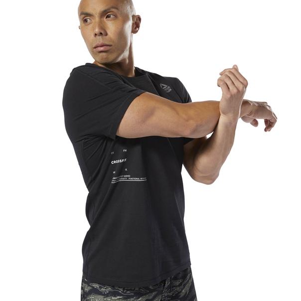 Спортивная футболка Reebok CrossFit® Mesh Move