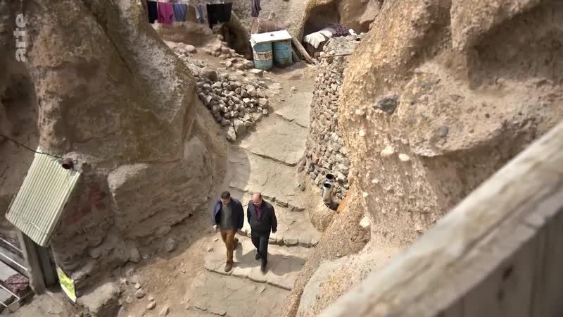 Habiter le monde - Iran - Kandovan, le village troglodyte AR