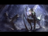 Diana, Scorn of the Moon _ Login Screen - League of Legends