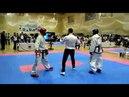 Миари Тэмуулэн, 2 раунд, Спарринг, ветераны, 73 кг, Чемпионат России 2018