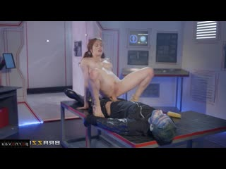 Anna De Ville & Danny D [ Redhead &  Anal / Curly, Anal creampie, Braids, Parody, Cosplay, Tattoo, Ass]