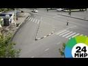 В Москве появится больше «говорящих зебр» - МИР 24