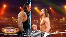 FULL MATCH - The Undertaker vs. Shawn Michaels - Streak vs. Career No DQ Match: WrestleMania XXVI