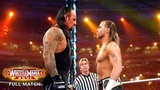 FULL MATCH - The Undertaker vs. Shawn Michaels - Streak vs. Career No DQ Match WrestleMania XXVI
