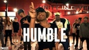 Kendrick Lamar - HUMBLE. Choreography by Phil Wright - TMillyProductions