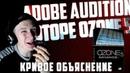 ЧТО Я ТЫКАЮ В IZOTOPE OZONE 5 | РАЗБОР ПРЕСЕТА | ADOBE AUDITION