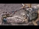U S Marines M4 Carbines Advanced Marksmanship Range Live Fire