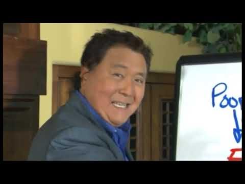 Роберт Кийосаки о Сетевом Маркетинге MLM