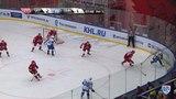 Моменты из матчей КХЛ сезона 14/15 • Гол. 2:2. Пол Щехура (Динамо) сравнял счёт во встрече 22.11