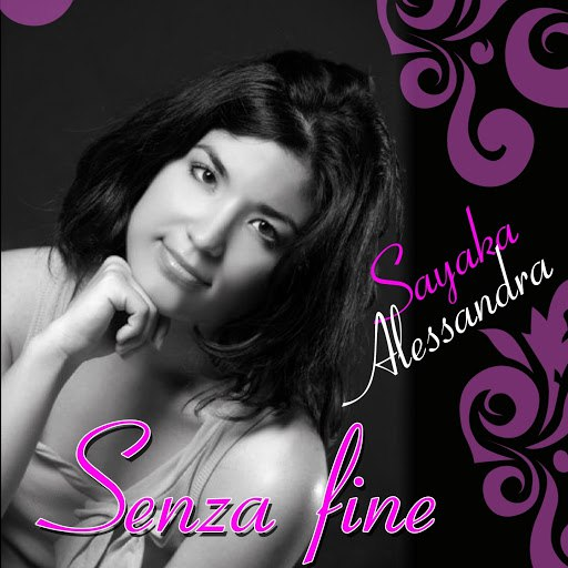 SAYAKA альбом Senza fine