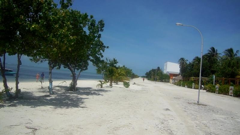 Мальдивы, Маафуши. Предотъездное