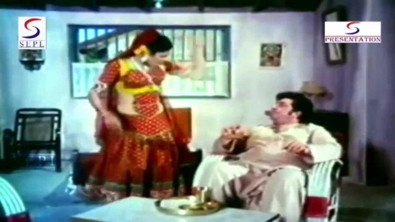 Super Comedy Scene Between Amjad Khan & Aruna Irani @ Nasihat - Rajesh Khanna, Mithun, Shabana
