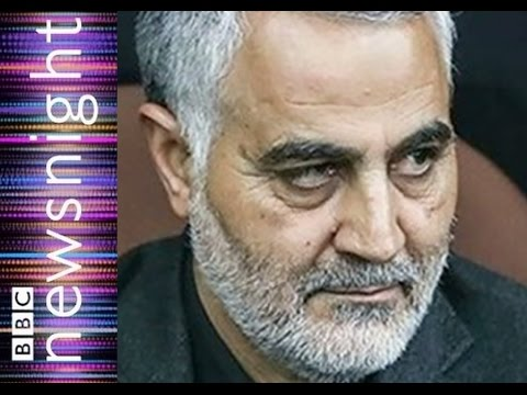 Is this Iranian the most powerful man in Iraq Newsnight