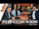 Achtung! Meinung! - BarCode mit Serge Menga, Sven Liebich Felix Herrmann