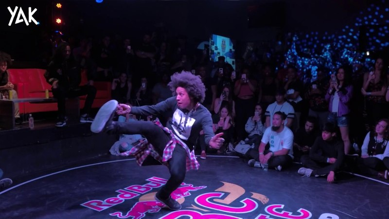 Les Twins Judge Demo | Red Bull BC One Camp USA Houston | YAK FILMS BCONEHOU