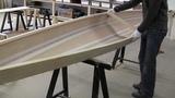 Bau eines Holzkajaks. Lektion 5 Dr