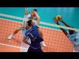 Обзор матчей мужской Суперлиги. 1-4 финала (первые матчи)