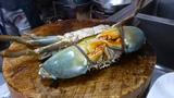 Singapore Fresh Pepper Crab Gu Ma Jia Private Kitchen
