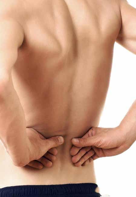 Есть несколько домашних средств от боли в спине