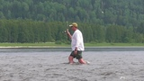 Отдых рыбалка на реке Мрас Су