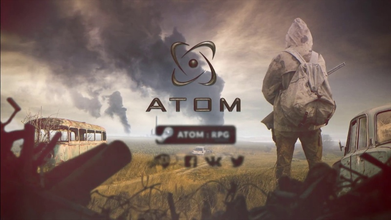 ATOM RPG Post-apocalyptic Trailer
