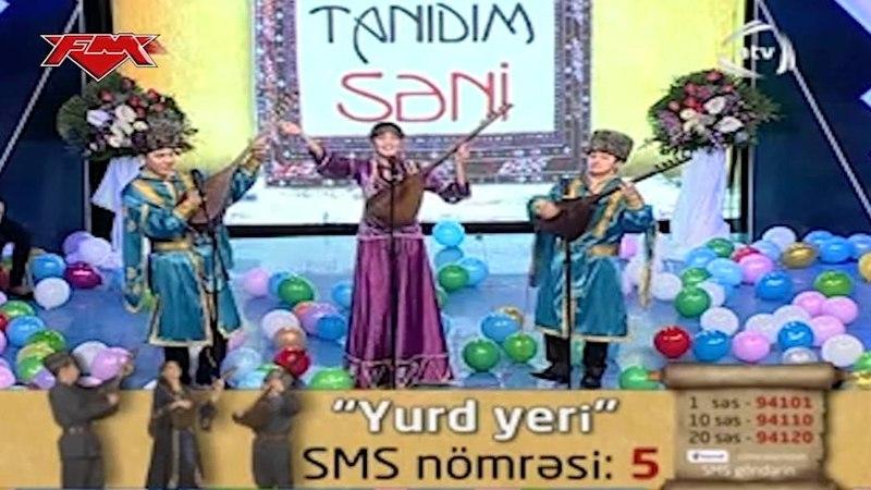 Asiq Perviz Mubarizoglu Yurd yeri ATV de - Turk ogluyam