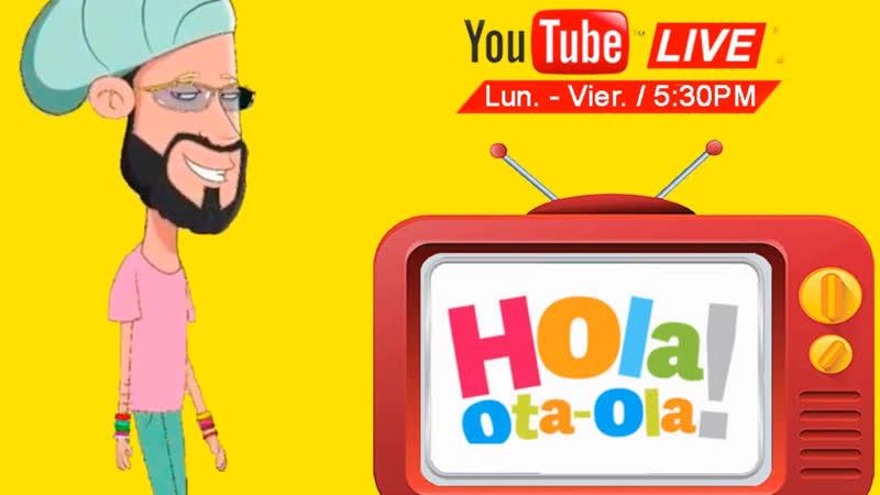 Alex Otaola en Hola! Ota-Ola en vivo por YouTube Live (jueves 13 de diciembre 2018)