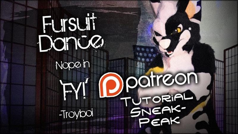 Fursuit Dance Nope FYI - Troyboi