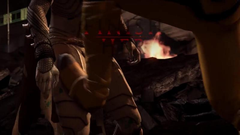 [arcadegamesfreak] Mortal Kombat XL - All Fatalities X-Rays on Pennywise D'Vorah Costume Skin Mod 4K Gameplay Mods