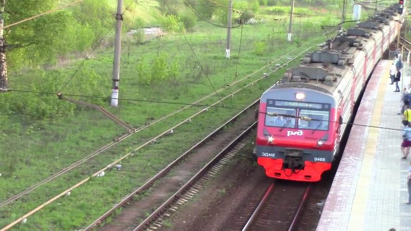ЭД4М-0469, станция Икша