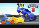 Wheelcity. Новый мультфильм про машинки и гоночки для детей