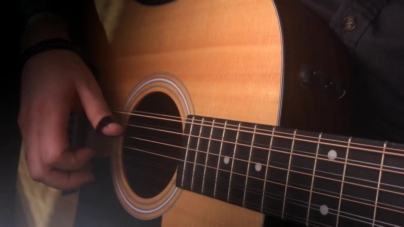 Саундтрек Игры Престолов на 12-струнной гитаре