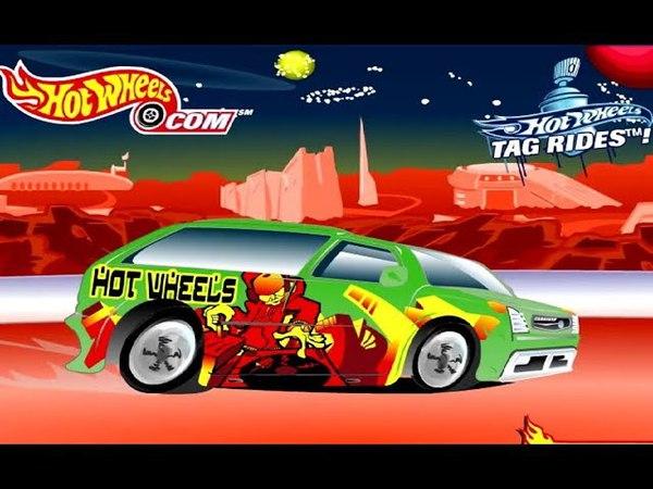 Мультики про Машинки Хот Вилс Тюнинг Крутых Тачек Hot Wheels Игры для Детей
